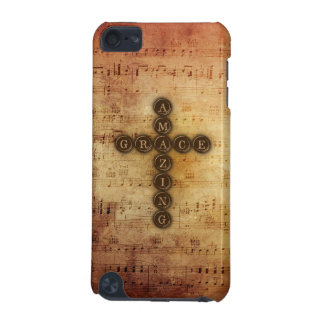 Croix extraordinaire de grâce sur la musique de coque iPod touch 5G