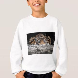 Crouching_Tiger_dirtyfeet.jpg Sweatshirt