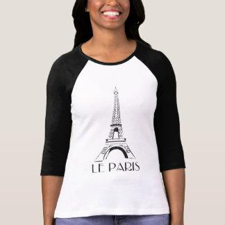 cru le Paris T-shirt