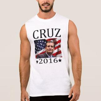 Cruz 2016 ärmelloses shirt