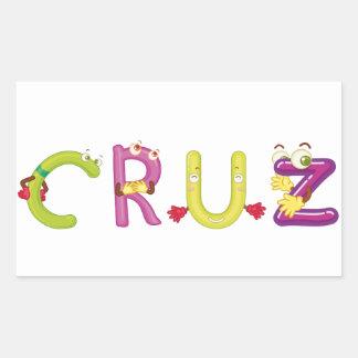 Cruz Aufkleber