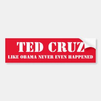Cruz Autoaufkleber