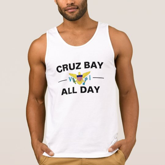 Cruz Bucht - den ganzen Tag Tank Top