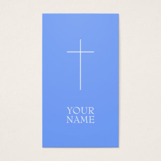 Cruz Visitenkarte