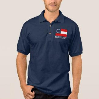 CSA 1. Staatsangehöriger (Deo Vindice) Polo Shirt