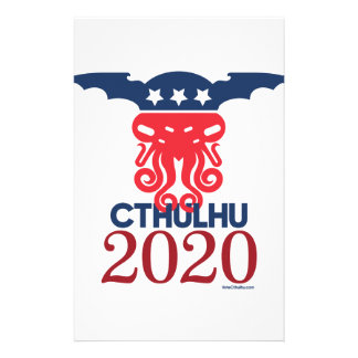 Cthulhu für Präsidenten 2020 Briefpapier