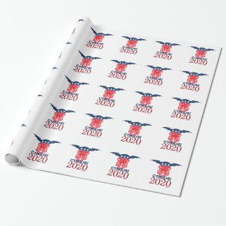 Cthulhu für Präsidenten 2020 Einpackpapier