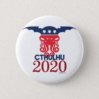 Cthulhu für Präsidenten 2020 Runder Button 5,7 Cm