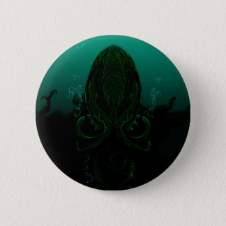Cthulhu Knopf Runder Button 5,1 Cm