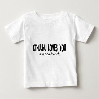 Cthulhu Lieben Sie Baby T-shirt