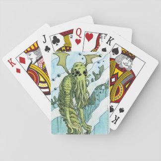 Cthulhu - Spielkarten