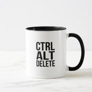 Ctrl+Alt+Löschung Tasse
