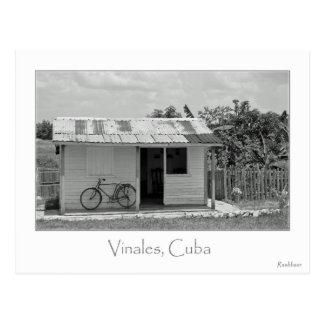 CUBAN HOME POSTKARTE
