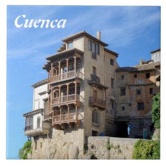Cuenca, Spanien Fliese