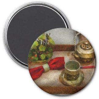 Cuisine - cérémonie de thé formelle magnets pour réfrigérateur