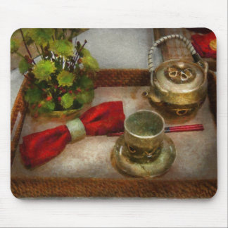 Cuisine - cérémonie de thé formelle tapis de souris
