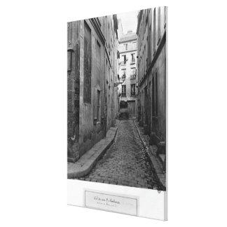 Cul-de-sac Saint-Ambroise Toiles