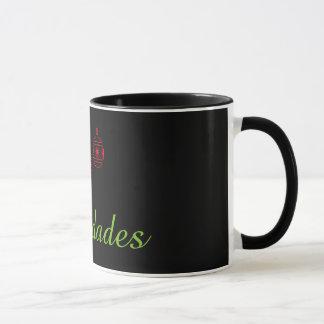 Cup zerteilt, tasse, Flocke, Tasse