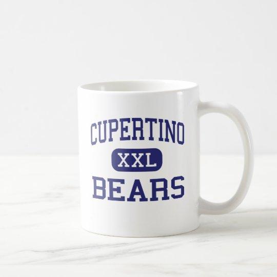 Cupertino - Bären - Jüngeres - Sunnyvale Kaffeetasse