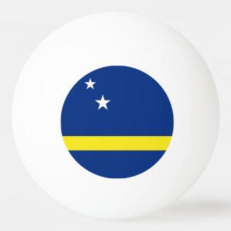 Curaçao kennzeichnen Ping-Pong ball