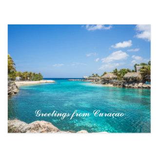 Curaçao-Postkarte Postkarte