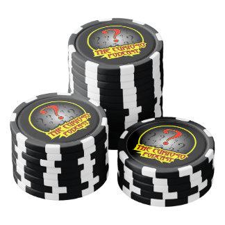 Curioso Podcast-Pokerchip Poker Chip Set