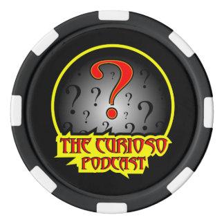 Curioso Podcast-Pokerchip Poker Chips Set
