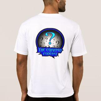 Curioso Podcast-Sport-Shirt T-Shirt
