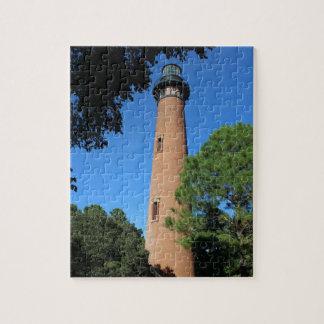 Currituck Strand-Leuchtturm