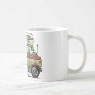 Custom Van Camper Mug Kaffee Haferl