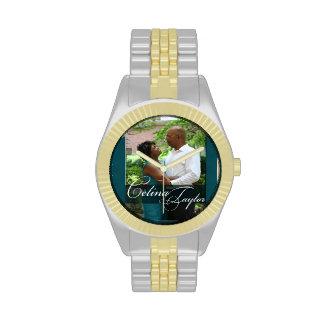 Customisez votre propre montre de photo montres bracelet