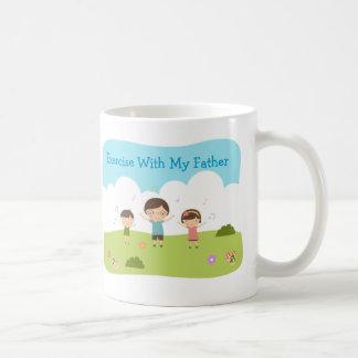 Customized Fathers TagesTasse