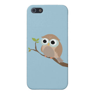 Cute owl iPhone 5 hülle