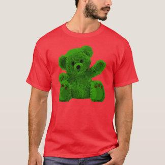 Cute Teddy Bear, Teddybär, green T-Shirt