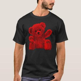 Cute Teddy Bear, Teddybär, red T-Shirt