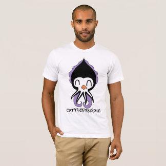 """""""CUTTLEPENGUIN"""" (Pinguin+Kopffüßer) das T-Shirt"""
