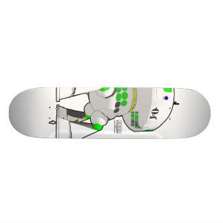 cv08 Lauf 2/2 Skate Board