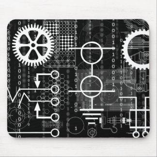Cyber übersetzt mousepad