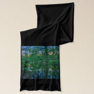 Cypress- CreekAbend Schal
