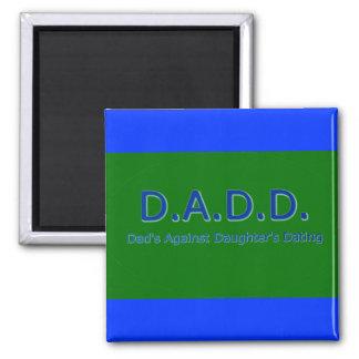 D.A.D.D. QUADRATISCHER MAGNET