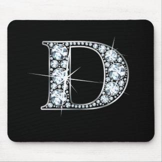 "D-""Diamant Bling"" Druck Mousepad"