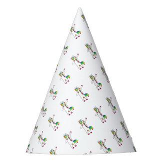 Dab licorne chapeaux de fêtes