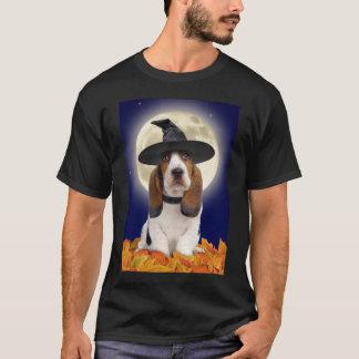 Dachshund-Jagdhund-Halloween-T - Shirt