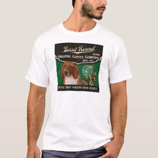 Dachshund-Jagdhund-Marke - Organic Coffee Company T-Shirt