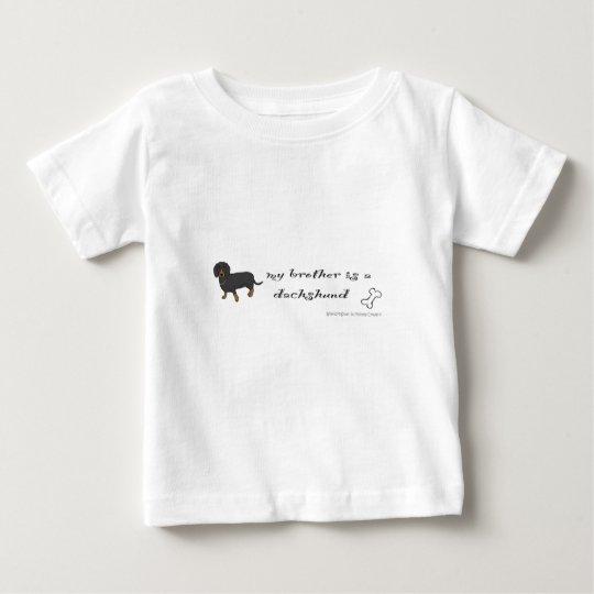 Dackel Baby T-shirt