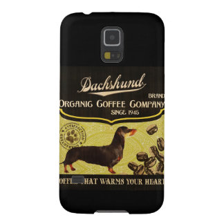 Dackel-Marke - Organic Coffee Company Samsung Galaxy S5 Hüllen