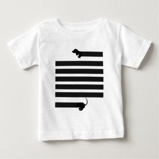 Dackelwursthund Baby T-shirt