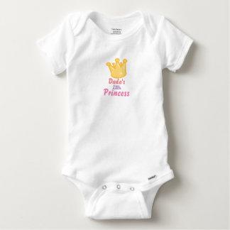 Dadas kleine Prinzessin Baby Shirt