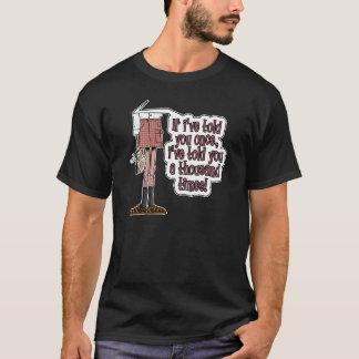 dadism Shirt - erklärte Ihnen einmal