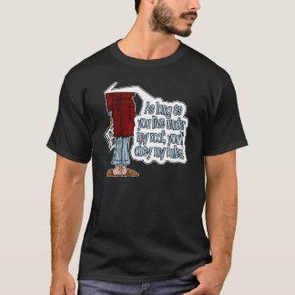 dadism Shirt - unter meinem Dach